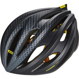 Mavic Cosmic Pro Helmet Herren black/yellow mavic